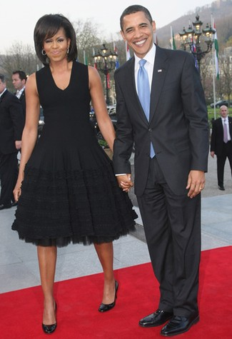 michelle-obama-black-dress1